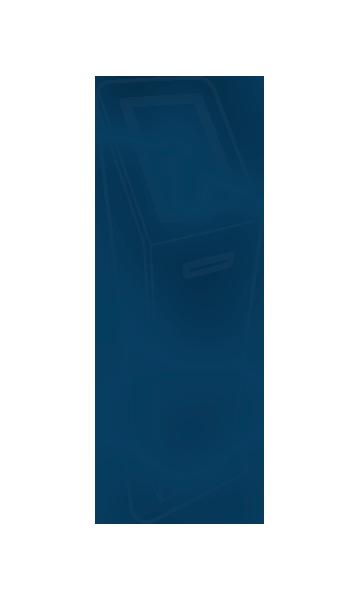 Dispensador de tickets para sistema de colas 10 pulgadas